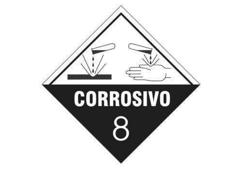 Corrosivo 8