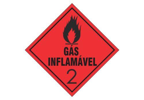 Gás Inflamável 2