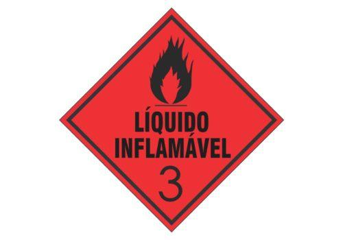 Líquido Inflamável 3