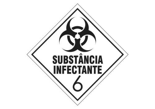 Substância Infectante 6